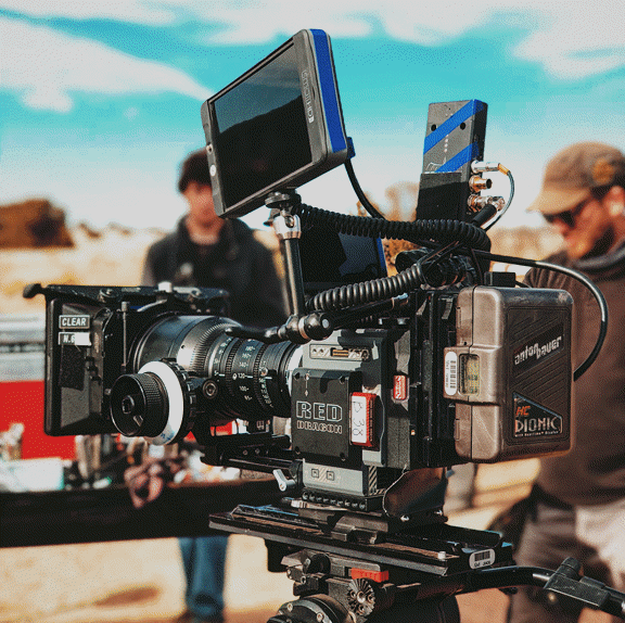 Innovo Feature Film Camera Set based on Screenplay