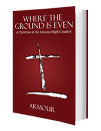 Armour WhereTheGroundisEven book