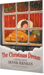 The Christmas Dream 3D cover RESIZED